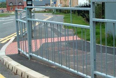 Pedestrian Guardrail Portfolio