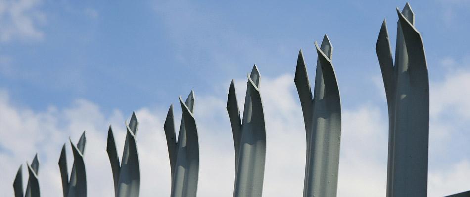 Steel Palisades