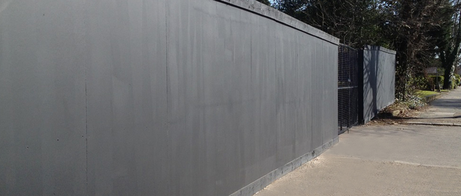 Site Hoardings